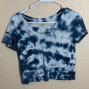 Hollister crop top
